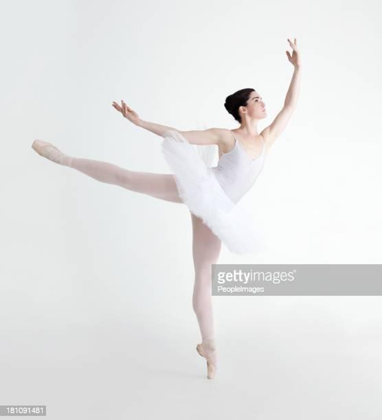 Perfect arabesque