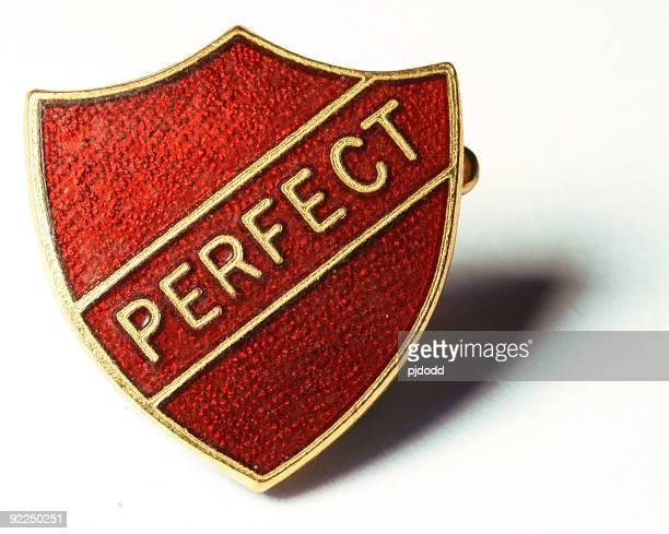 Emblema perfeito