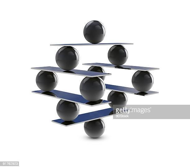 equilibrio perfecto - fortaleza estructura de edificio fotografías e imágenes de stock