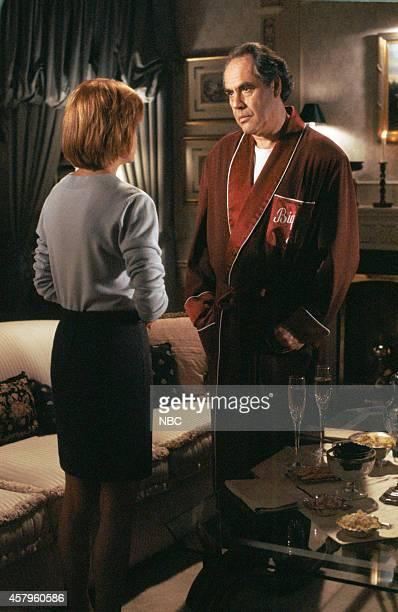 SISTERS A Perfect Circle Episode 6 Pictured Swoosie Kurtz as Alex Reed Robert Klein as Albert 'Big Al' Barker
