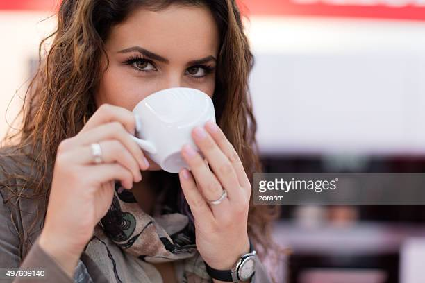 Perfekte Tasse Kaffee