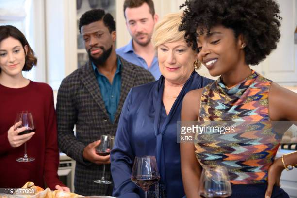 LAW Perfect Day Episode 110 Pictured Caitlin McGee as Sydney Strait Michael Luwoye as Anthony Little Barry Sloane as Jake Reilly Jayne Atkinson as...