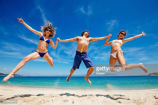 Idéal pour les fêtes de fin d'année pour nous, la plage, océan, soleil et loisirs