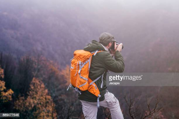 perfect moment for perfect picture - photographer stock photos and pictures