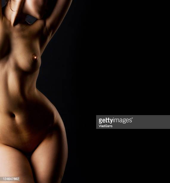 perfect nude girl torso - vlad models stock photos and pictures