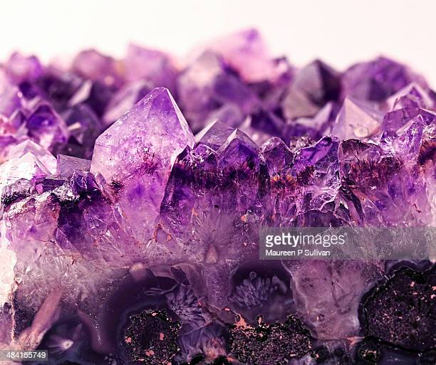 perfect purple! - amethyst stock pictures, royalty-free photos & images