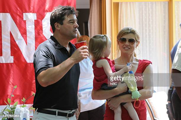 LIGHTS Perfect Record Episode 507 Pictured Kyle Chandler as Coach Eric Taylor Madilyn Elizabeth Landry as Gracie Taylor Connie Britton as Tami Taylor...