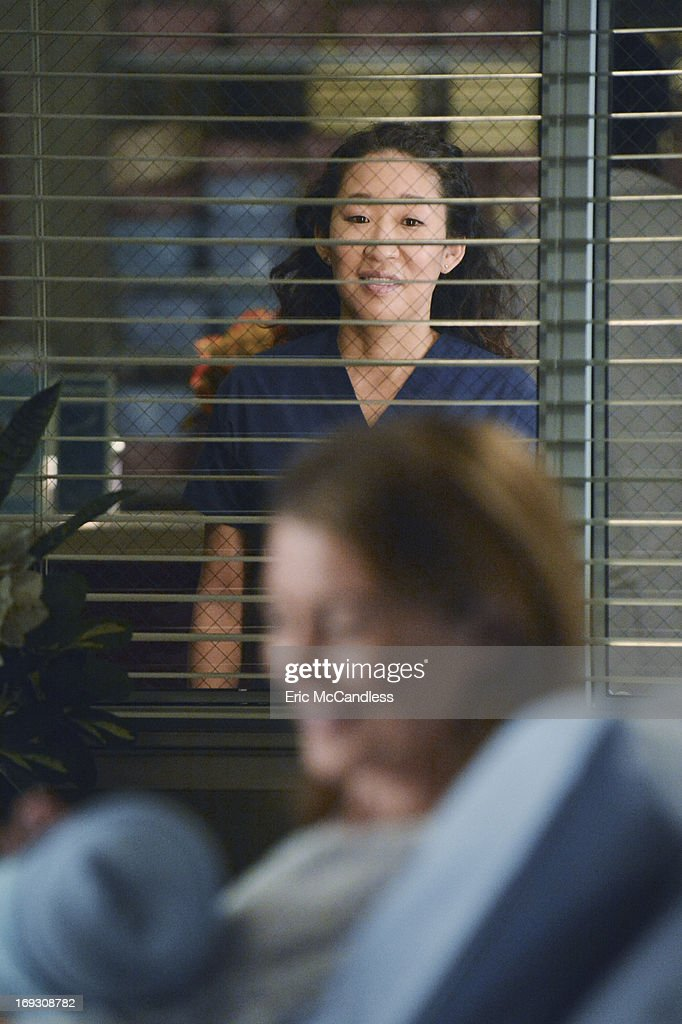 S ANATOMY - 'Perfect Storm' - Grey Sloan Memorial Hospital enters crisis mode as the storm rages, resources become scarce and patients flood in by the busload. Meanwhile, one of the doctors fights for their life, on the Season Finale of 'Grey's Anatomy,' THURSDAY, MAY 16 (9:00-10:02 p.m., ET) on the ABC Television Network. SANDRA