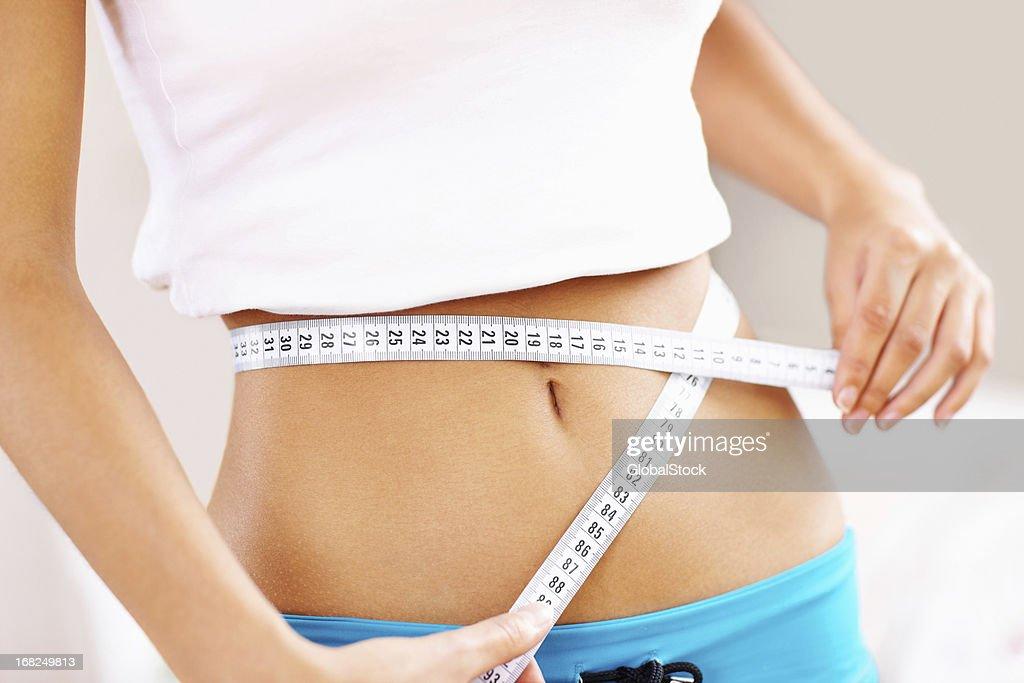 Perfect waist : Stock Photo