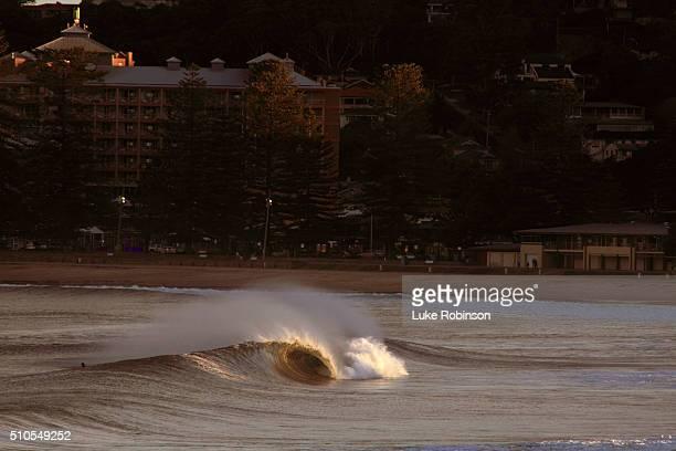 Perfect Waves at Terrigal