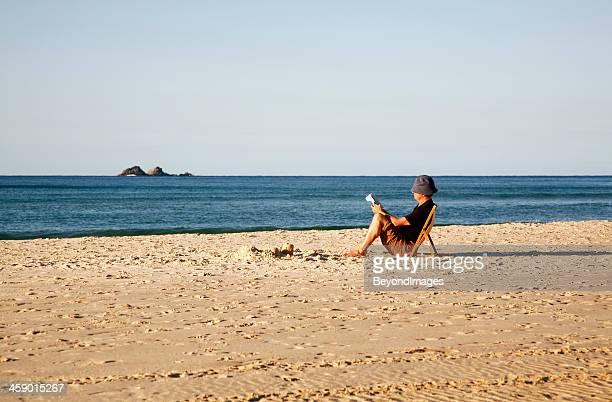 リラックスに最適な方法で、夏のバカンス
