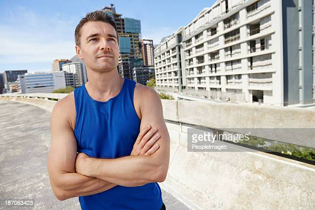 perfect weather for a run - peopleimages stock pictures, royalty-free photos & images