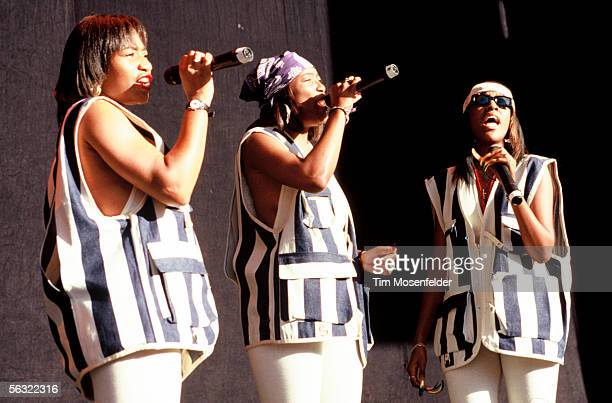 V perform at KMEL Summer Jam 1993 at Shoreline Amphitheatre on July 31 1993 in Mountain View California