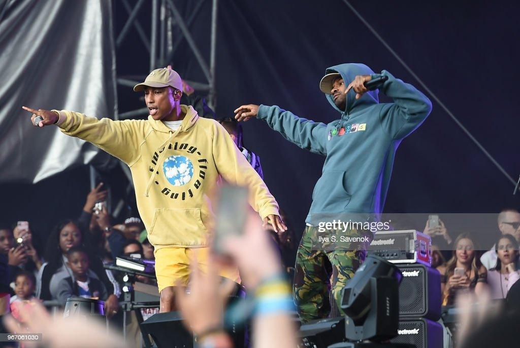 D perform during 2018 Governors Ball Music Festival - Day 3 on June 3, 2018 in New York City.
