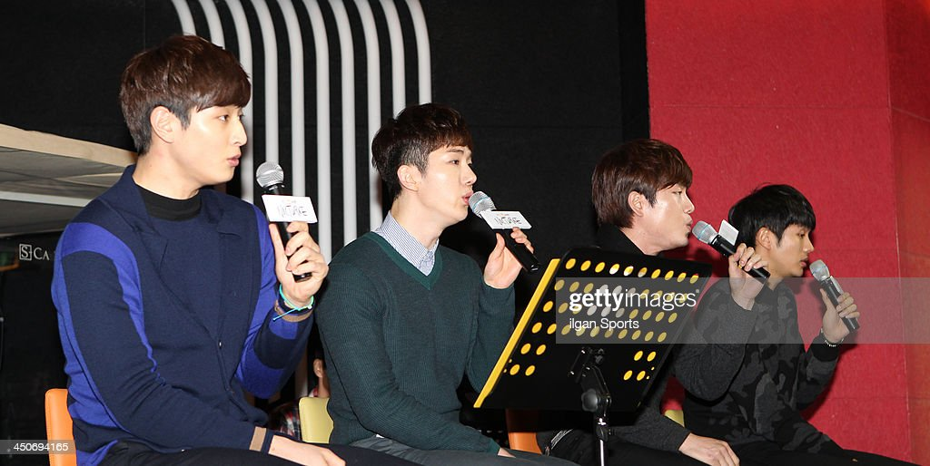 2013 2AM Concert 'NOCTURNE' Press Rehearsal