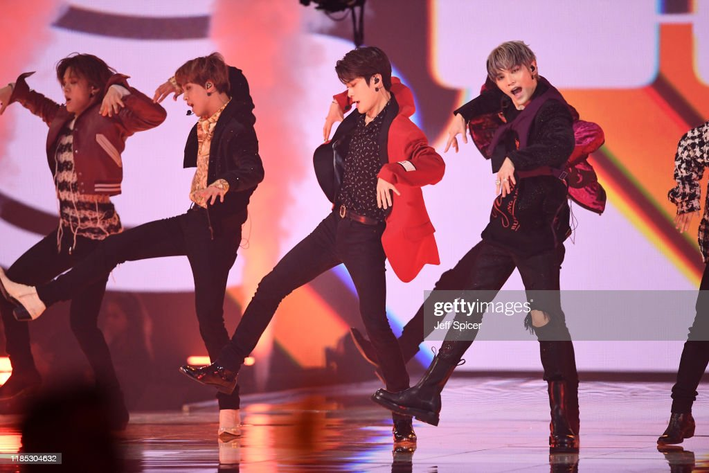 MTV EMAs 2019 - Show : News Photo