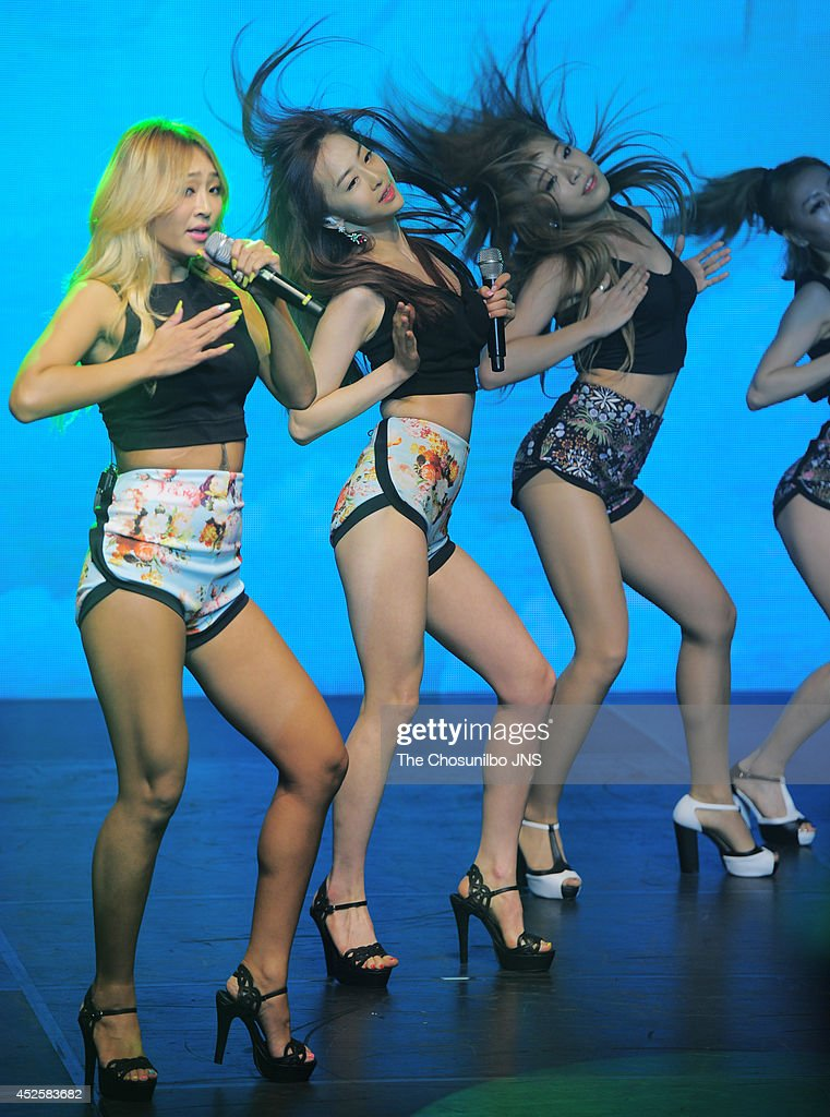 """SISTAR New Album """"Touch and Move"""" Showcase"""