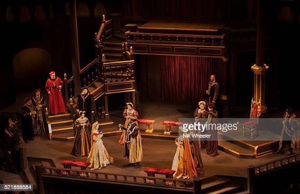 Performance at the Oregon Shakespeare Festival in Ashland, Oregon