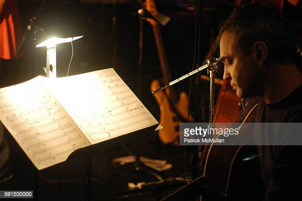 Performance attends Kim Garfunkel Performs at The Makor Center Caf on December 5 2005 in New York City