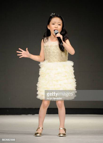 Childrens Fashion Show Stock Photos And Pictures Getty Images