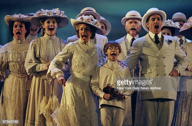Performance of Ragtime during Tony Awards at Radio City Music Hall