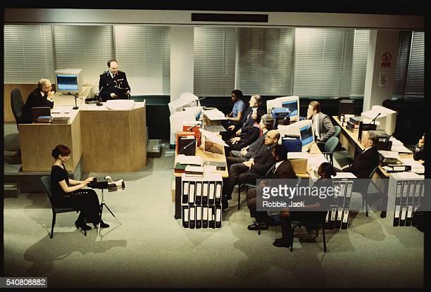 performance of the colour of justice - robbie jack stockfoto's en -beelden