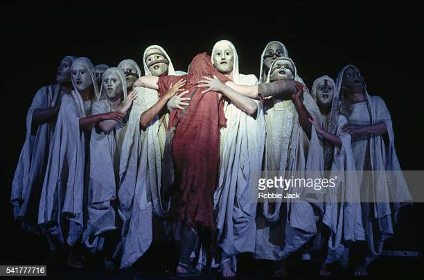 Performance of The Oedipus Plays of Sophocles