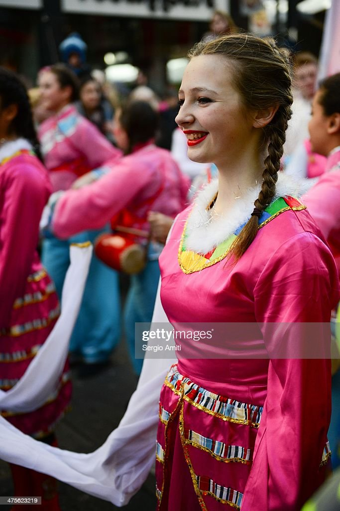 Chinese New Year : Fotografía de noticias