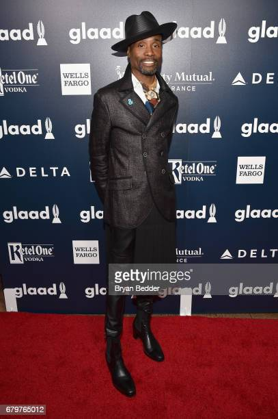 Performer Billy PorterSmith attends 28th Annual GLAAD Media Awards at The Hilton Midtown on May 6 2017 in New York City