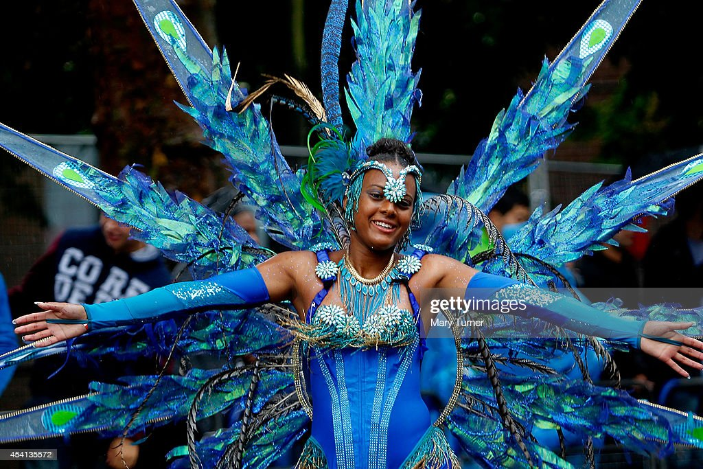 The Annual Notting Hill Carnival Celebrations 2014 : News Photo