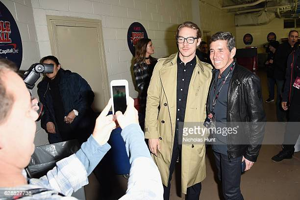 Performer Diplo attends Z100's Jingle Ball 2016 at Madison Square Garden on December 9 2016 in New York City