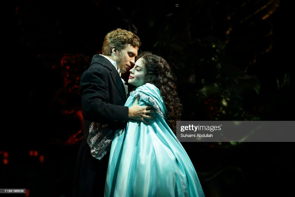 SGP: The Phantom Of The Opera