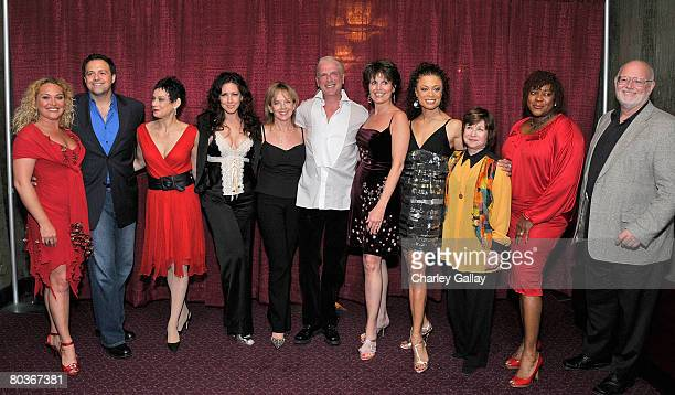 Performers Christa Jackson Joey Gian Giselle Wolf Joely Fisher Linda Purl Ron Abel Lucie Arnaz Valarie Pettiford Marsha Kramer Loretta Devine and...