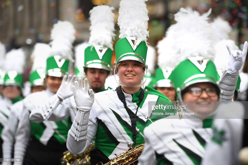 London New Year's Day Parade 2020 : News Photo