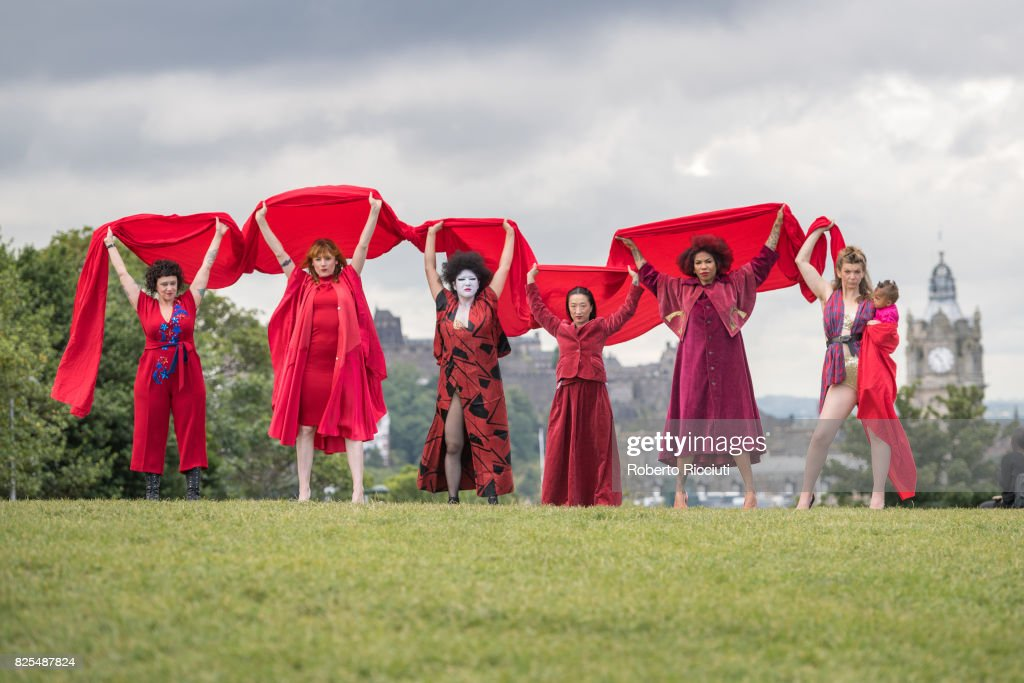 Edinburgh Festival Previews : News Photo