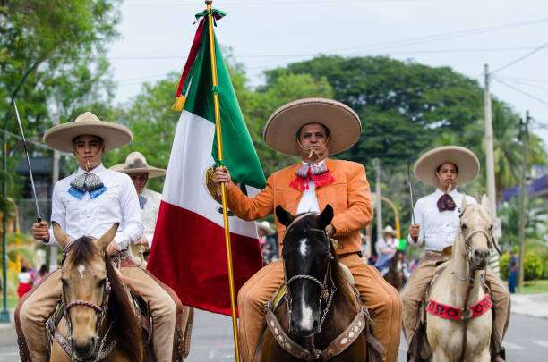 MEX: 109th Mexican Revolution Anniversary Parade