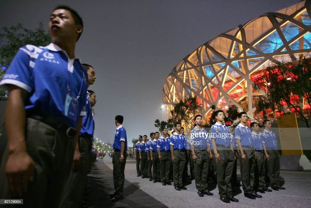 China Gears Up Preparations For 2008 Olympic Games
