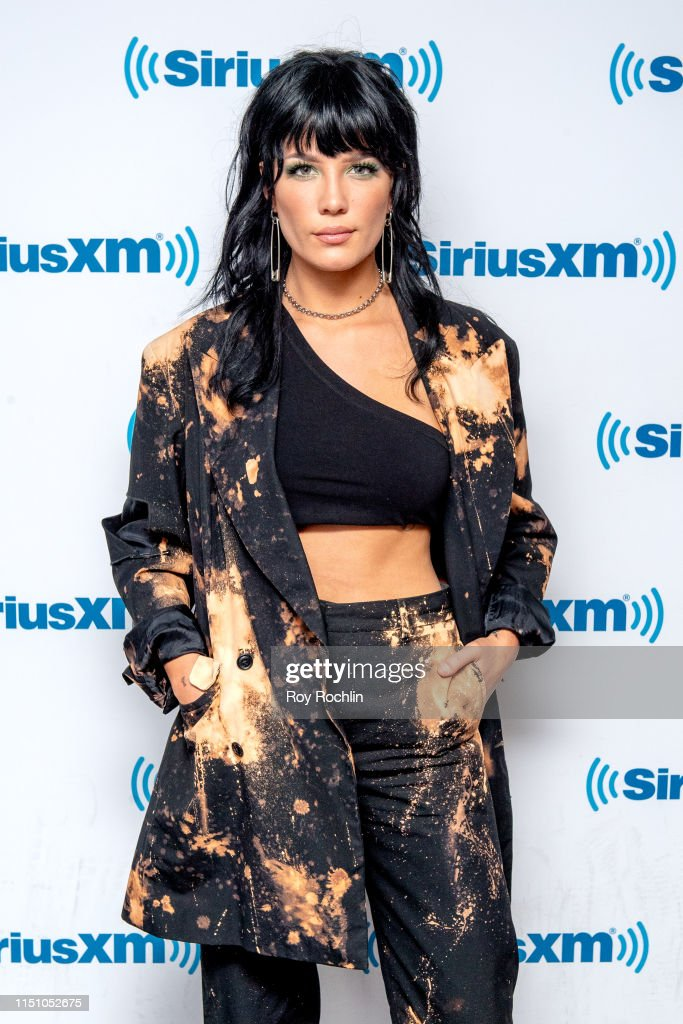 NY: Celebrities Visit SiriusXM - May 22, 2019