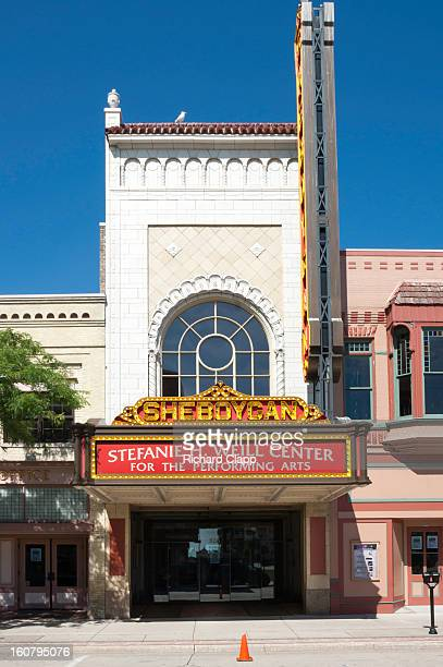Performing Arts Center in an historic downtown building in Sheboygan, WI