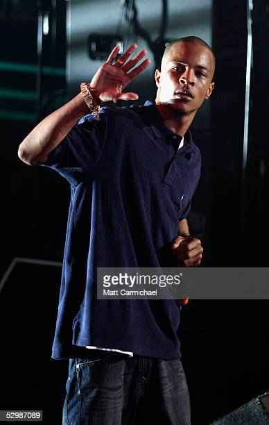I performs as MTV2 Presents '$2 Bill' Concert With Fat Joe Friends May 26 2005 at The Vic Theater in Chicago Illinois The shows are being recorded...