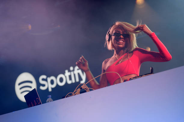 FRA: Spotify Beach At Cannes Lions 2019 With Performances By Bebe Rexha And Tove Lo