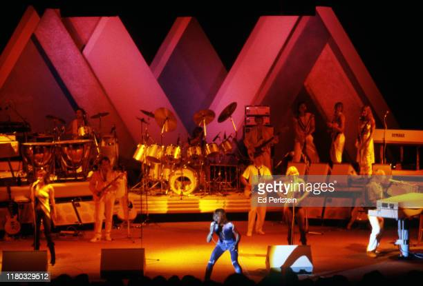Performs at Concord Pavilion on September 19, 1979 in Concord, California.