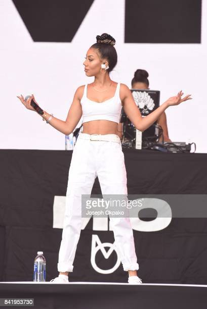 O performs at Fusion Festival on September 2 2017 in Liverpool England