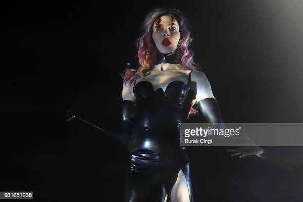 SOPHIE performs at Heaven on March 13 2018 in London England