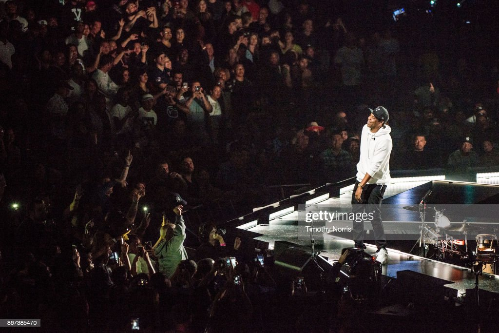 Jay Z 4:44 Tour   Anaheim, CA : News Photo
