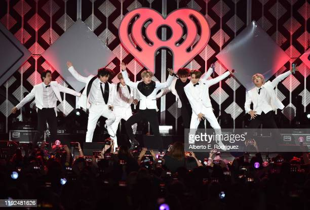 Performs at KIIS FM's Jingle Ball 2019 at The Forum on December 06, 2019 in Inglewood, California.