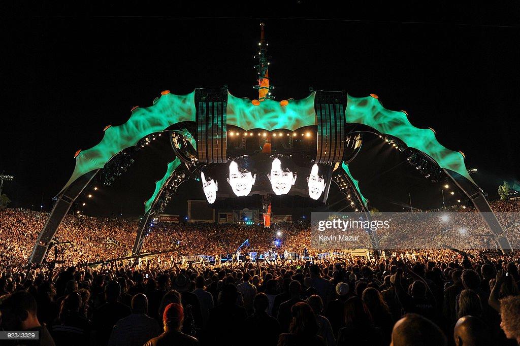 U2 360° TOUR STAGE - Graitec