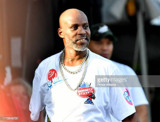 DMX performs at the 10th Annual ONE Musicfest at Centennial Olympic Park on September 8 2019 in Atlanta Georgia