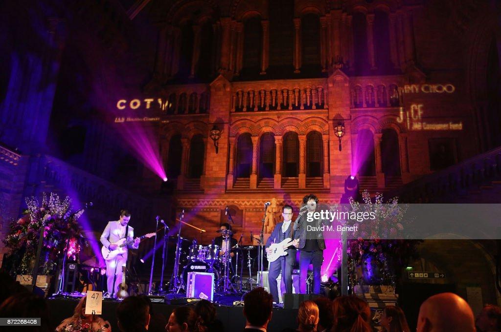 DKMS: Big Love London Gala : News Photo