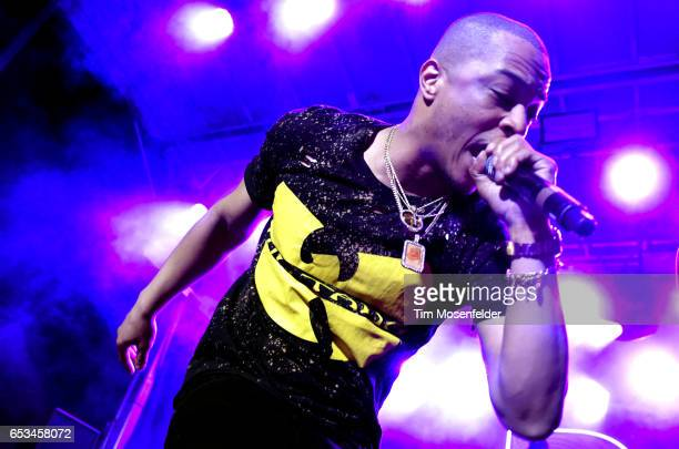 I performs at the Pandora Night Showcase during the 2017 SXSW Conference And Festivals on March 14 2017 in Austin Texas